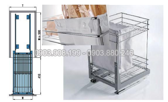 Kệ gia vị dụng cụ nhà bếp